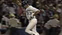 Kirk Gibson becomes a Legend with a 9th inning home run in the '88 World Series