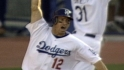 The Dodgers win the 2004 NL West on Steve Finley's walk-off Grand Slam