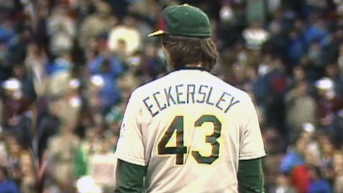 A's bring back Eckersley as special assistant