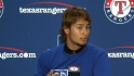 Darvish on Ryan, Maddux