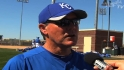 Yost on chemistry in clubhouse