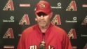 Gibson on D-backs' focus