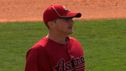 Triple-A's Clemens joins Astros; Fields to DL