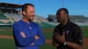 Dempster thrilled to be a Cub