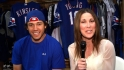 Emily Jones chats with Kinsler