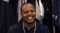 Volquez on his Padres debut