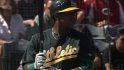 Cespedes&#039; solo home run