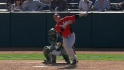 Cozart's RBI single