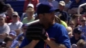 Dempster works three scoreless