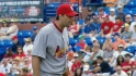 Wainwright&#039;s scoreless outing