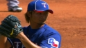Darvish&#039;s second spring start