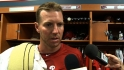 Halladay on rough outing