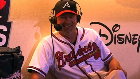 Overlooked McDowell ensures success of Braves' arms