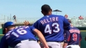 Beltre's RBI triple