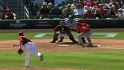 Segura&#039;s RBI bunt