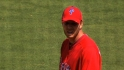 Halladay on Opening Day start