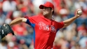 Hamels on second spring start