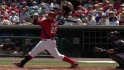 Thome&#039;s RBI single