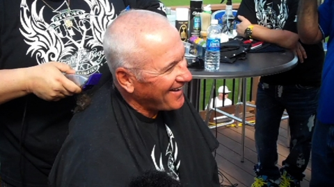 Maddon, players to shave heads for cancer