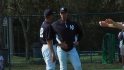 YES crew on Pettitte&#039;s return