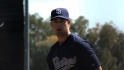 Wieland on Padres, changeup