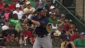 Lucroy&#039;s RBI single