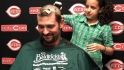 Bray shaves head for charity