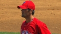 Hamels on outing vs. Blue Jays