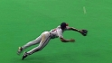 Andruw&#039;s catch ends it
