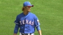 Darvish's four innings of work