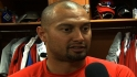 Victorino on Utley&#039;s injury