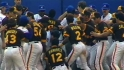 Benches clear in Atlanta