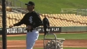 Ventura adjusting to managing