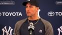 Pettitte happy to be in camp