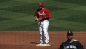 Cozart's RBI double
