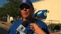 Yost talks about Mendoza's day
