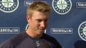 Smoak on work this spring, Japan