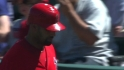 Pujols&#039; RBI groundout