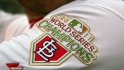 The best uniform in baseball gets an upgrade with the 2011 World Championship patch.