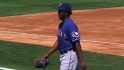 Feliz, Wash on righty&#039;s shoulder