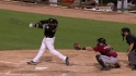 Pierzynski's inside-the-parker