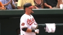 Wieters' big day