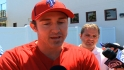 Utley gives update on injury