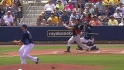Petersen's two-run blast