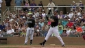 Helton&#039;s second homer
