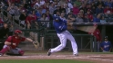 Cruz&#039;s two-run double