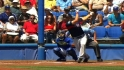 Lavarnway's three-hit game