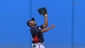 Bourn&#039;s running catch