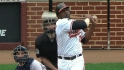 Guerrero works out for Indians
