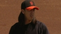 Lincecum's solid start